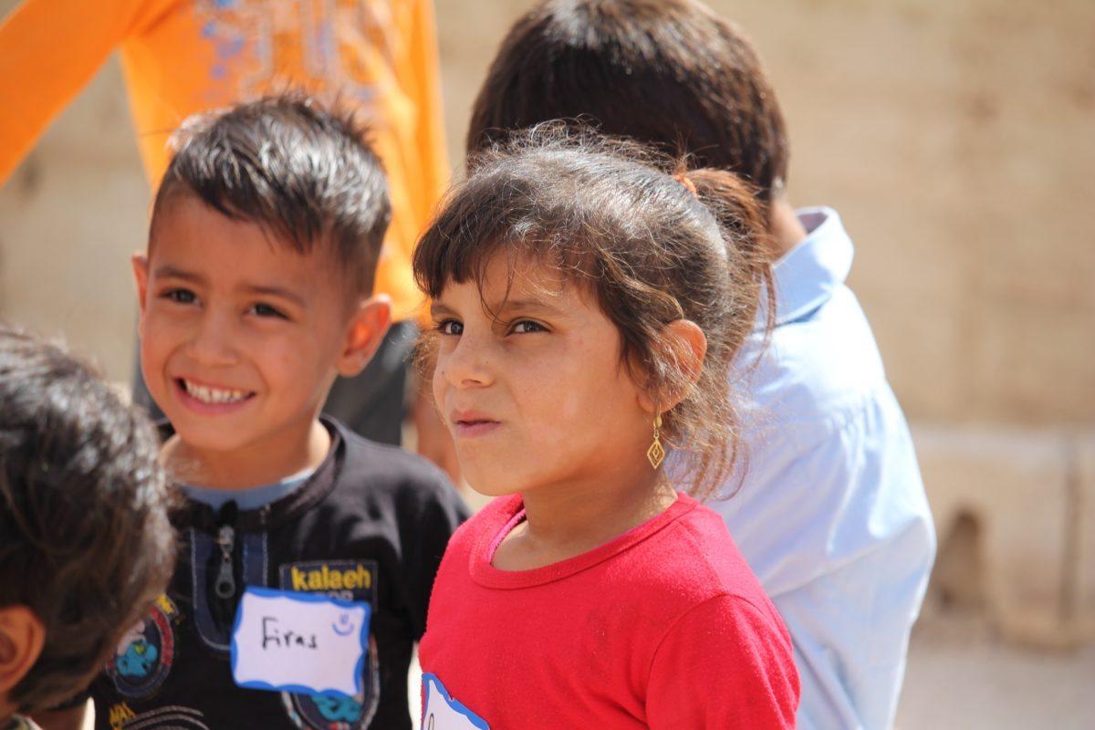 Azraq Children