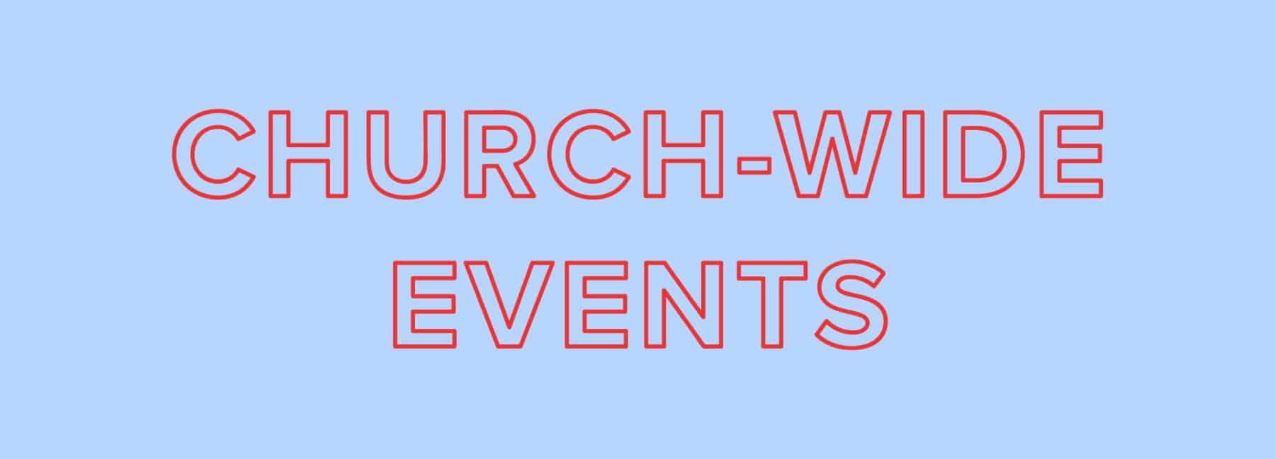 Events – FBC Eugene